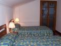 Dormitorio 4, habitación con dos camas en la segunda planta