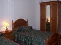 Dormitorio 2, habitación con dos camas en la primera planta