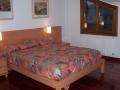 Dormitorio 3, habitación con cama de matrimonio en la segunda planta